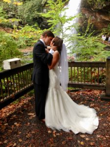 Highlands NC Marriage Ceremony